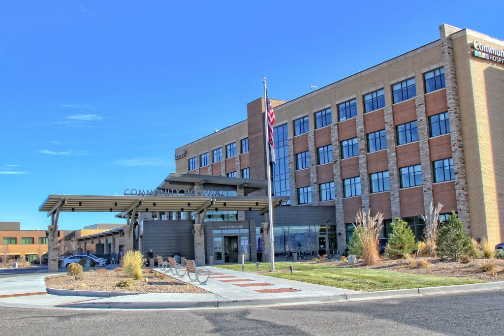 community hospital lab in grand junction co